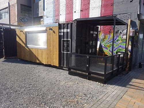 Container Fit Out