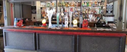 Bar refurbishment