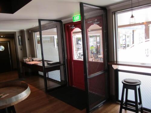 Custom Commercial refurbishment